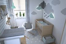 | Baby's Room | / Your Baby's room will look so beautiful with Bamboom's Accessories  for care, play and decoration