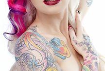 Pin Up Girls / by Adrieanna Dodson
