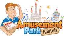 Amusement Park Rentals / Let us make your visit to Orlando, Florida easier, more enjoyable and less stressful!   We can provide what your family needs so you don't have to bring it with you! Visit our site - or chat with us -  at http://www.amusementparkrentals.com/.  Or call us toll-free at 888-521-RENT (7368). We'll be glad to answer all your questions!