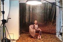 Studio shoot ideas