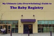 Baby stuff to buy