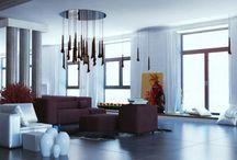 Interiors - Living Room