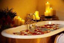 Therapeutic Bathing / by Rekesha Spellman