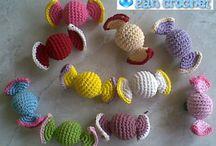 Amigurumi / knit stuffed animals, crochet stuffed animals, knitted toys, crochet toys