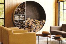 Wood Storage Ideas