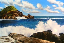 Algunas de mis pinturas / Estos son algunas de las pinturas que he hecho desde que empecé en el año 2001.