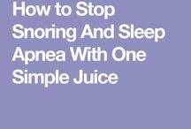 juice for sleep apnea