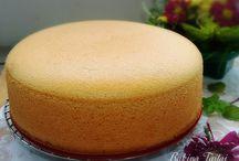 Thai tes Cotton cake