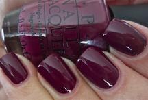 Nails / Enjoy our luxury colours O.P.I and CND Shellac