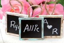 Escort/Placecards