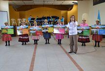 Espacios Culturales / El Ministerio de Cultura entregó 9 bibliotecas y 17 salas de danza en 14 departamentos de Colombia. Desde MinCultura pensamos que abrir espacios para la cultura, es estrechar las brechas sociales, por ello enfilamos nuestros esfuerzos para que los colombianos tengan espacios dignos para aprender, leer, escribir, practicar la danza, para disfrutar de las artes y el conocimiento en general.