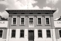 Cantina / La sede ultracentenaria della Cantina, datata 1907