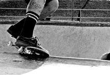 Sailor Skateboard TEAM