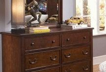 Youth Dressers Only & Youth Dresser & Mirror Sets / These dressers come in a variety of styles, finishes, and design elements. They are a piece of the complete bedroom furniture collection found on other boards.