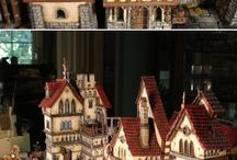 Miniatures displays