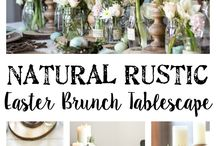 Dining Room & Tablescapes