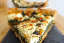 Quiches ou tarte