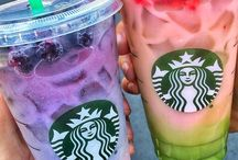 Starbucks and Lovely drinks