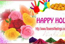 Happy Holi 2014!!!!! / Holi Is The Festival Of Colors Bhang Makes It More Colorful And The Presence Of You Makes All This Even Merrier So Lets Not Waste The Chance And Dance And Play All Day Long Have A Happy Holi