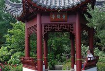 японская и китайская архитектура