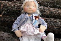 Puppen für mich ❤️ / Walldorf Puppen