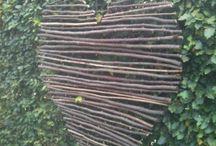 creatief hout