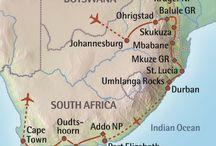 Reizen Afrika