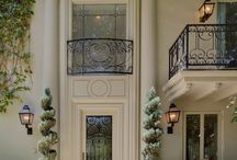 For the Home - Exteriors / Sometimes its all about the curb appeal. Here are some exterior ideas that caught our eye.