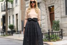 CLOTHES: skirt