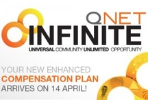 On the road with QInfinite / QNET's exciting new compensation plan is packed with more ways to earn than ever before. Our QNET team takes to the road to tell you about it! Launch date 14 April 2012.
