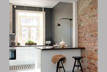 Martin Egemark/ Ideer lejligheder!!!! / Køkkener, detaljer og rumløsninger.