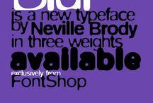 Brody Neville (Graphiste et typographe)