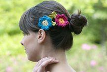 Crochet flowers / by Marilyn Benham