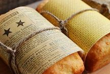 Food gift Ideas / To give and to love, packaged food ideas