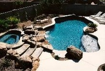 Ideas for new pool/landscaping / by Deanna Tardive