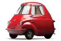 Vintage Micro Car