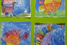 Thanksgiving in the Classroom / Thanksgiving ideas for the primary classroom
