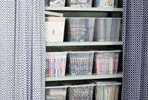 Storage Organizing