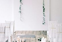 Inspiration | Stunning Backdrops