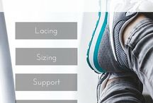 Healthy Foot Care / finding the best athletic sneakers