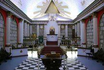 Masonic Buildings (Interior) / Masonic Buildings (Interior Views)