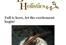 HoneyBeeHolistics Newsletters