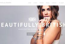 E Commerce Website Inspiration