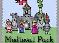 Free Medieval #homeschool resources