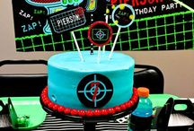 Laser Tag Parties in Tri-Cities, WA / The best #birthday party idea in the Tri-Cities area of Washington is a laser tag (#Pasco, #Richland, #Kennewick, WA)! Our equipment is top of the line and very adult-inspired. It's not just for kids. Book your party today! #gameontricities #birthdaypartyidea #lasertag #tricitieswa #funforallages #videogameparty