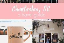 Charleston and Asheville