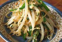 野菜【もやし 】メインレシピ