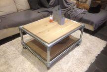 Meubels / Zelfgemaakte meubels