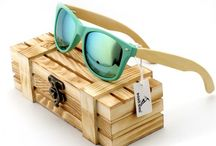 Wooden Sunglasses / Men and Women Sunglasses made from Real Wood