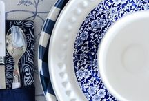 Tablescape Inspirations / The most beautiful table settings for dinner parties